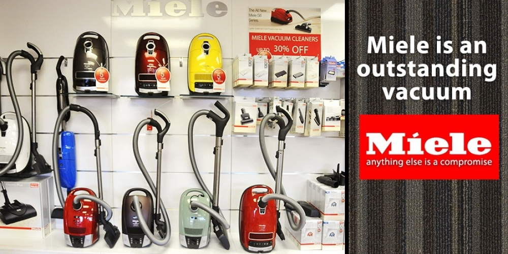 Advantage Vacuums is your Vancouver store for Miele Vacuums