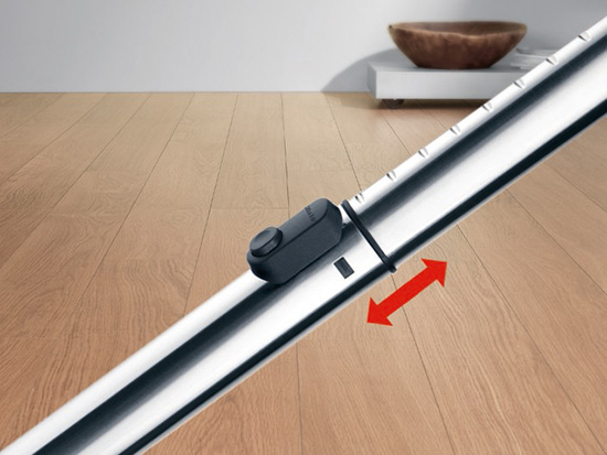 Telescopic electric wand miele nilfisk and electrolux for Electric wand